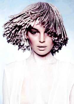 © JONATHAN DE FRANCESCO - BROOKS + BROOKS HAIR COLLECTION