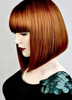 © Ashley Gamble, Stephanie Passmore - Ashley Gamble Salon HAIR COLLECTION