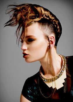 © JAMIE BENNY - RUSH HAIR HAIR COLLECTION
