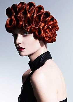 © LISA WALBY - FRANCESCO GROUP HAIR COLLECTION