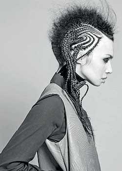 © RACHEL BARLETT - TONI&GUY HAIR COLLECTION