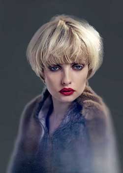 © CAT NICHOLSON - CHARLIE MILLE HAIR COLLECTION