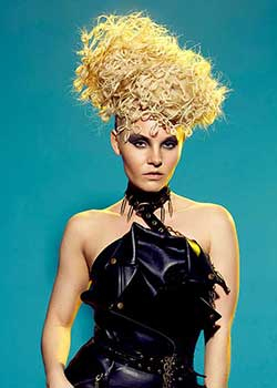 © LORNA EVANS HAIR COLLECTION