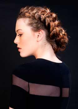 © MARIA-ROSA SALEMI HAIR COLLECTION