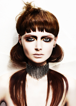 © Andrew Mulvenna HAIR COLLECTION
