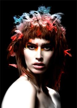 © Lorena Dies - Salones Carlos Valiente HAIR COLLECTION