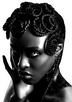 © Lisa Farrall - Wig London HAIR COLLECTION