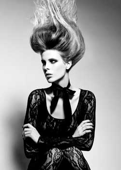 © Phillippa Lee & Hope Hassell HAIR COLLECTION