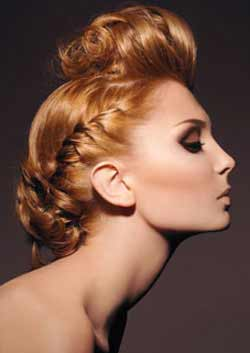 © ANDREW HILL HAIR COLLECTION