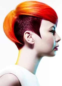 © CLAIRE CHELL - FRANCESCO GROUP HAIR COLLECTION