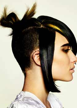 © MARCUS KING - HOOKER e YOUNG HAIR COLLECTION