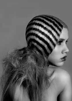 © MILICA MAKSIMOVIC SHISHALICA HAIR COLLECTION